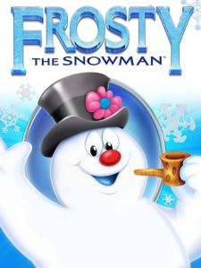Frosty the Snowman cover art
