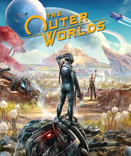 The Outer Worlds cover art