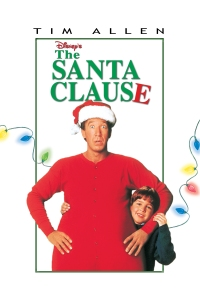 The Santa Clause cover art